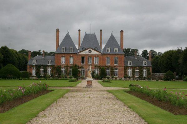 Chateau-du-Mesnil-Geoffroy---Ermenouville